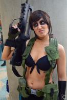 WonderCon 2016 Cosplay Funny Outtakes 85 Quiet Metal Gear Solid V The Phantom Pain
