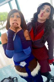 WonderCon 2016 Cosplay Funny Outtakes 90 Korra AsamI