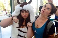 WonderCon 2016 Cosplay Funny Outtakes 96 Appa Hufflepuff