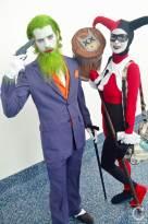 WonderCon Cosplay Saturday 2016 10 Joker and Harley Jester