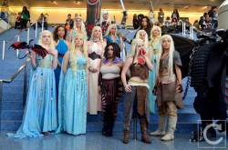WonderCon Cosplay Saturday 2016 101 Game of Thrones Essos Daenerys Drogo Dragon