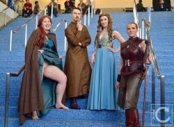 WonderCon Cosplay Saturday 2016 102 Game of Thrones Maergery Tyrell Little Finger