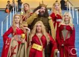 WonderCon Cosplay Saturday 2016 105 Game of Thrones Cersei Lannister Robert Baratheon