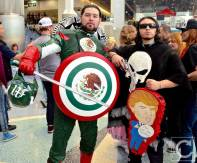 WonderCon Cosplay Saturday 2016 110 Captain Mexico Punisher