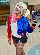 WonderCon Cosplay Saturday 2016 115 Suicide Squad Harley Quinn