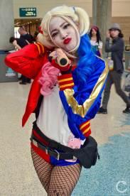 WonderCon Cosplay Saturday 2016 116 Harley Quinn Suicide Squad