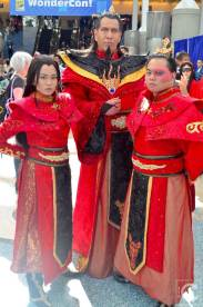 WonderCon Cosplay Saturday 2016 117 Fire Lords Avatar Last Airbender