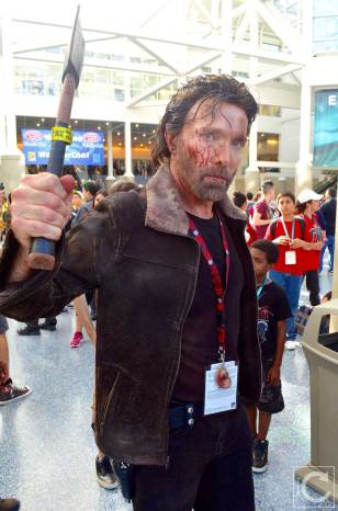 WonderCon Cosplay Saturday 2016 120 The Walking Dead Reel Guise Rick Grimes