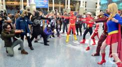 WonderCon Cosplay Saturday 2016 122 DC Superheroes and Villains
