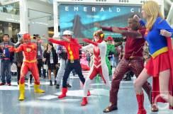 WonderCon Cosplay Saturday 2016 124 CW DC Comics Heroes Flash Supergirl