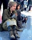 WonderCon Cosplay Saturday 2016 125 The Walking Dead Reel Guise Maggie Carol