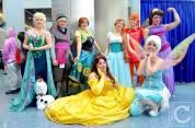 WonderCon Cosplay Saturday 2016 136 Disney Group