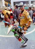 WonderCon Cosplay Saturday 2016 139 Attack on Titan Party