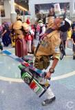 WonderCon Cosplay Saturday 2016 140 Party Attack on Titan