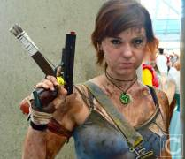 WonderCon Cosplay Saturday 2016 147 Lara Croft Tomb Raider Reboot