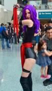 WonderCon Cosplay Saturday 2016 148 Dark Angel Psylocke