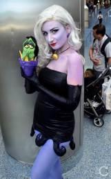 WonderCon Cosplay Saturday 2016 154 Ursula Poison Ivy Mashup