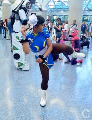 WonderCon Cosplay Saturday 2016 166 Chun-Li Street Fighter