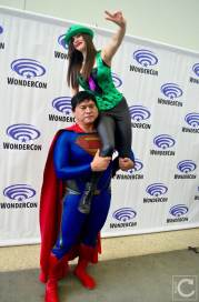 WonderCon Cosplay Saturday 2016 172 Riddler Superman