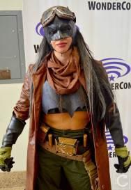 WonderCon Cosplay Saturday 2016 174 Knightmare Batman Crossplay