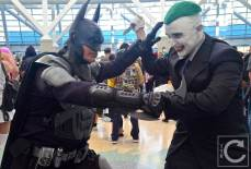 WonderCon Cosplay Saturday 2016 181 Batman and Joker