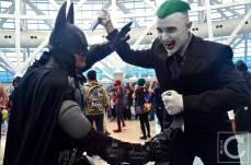WonderCon Cosplay Saturday 2016 182 Batman and Joker