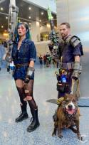 WonderCon Cosplay Saturday 2016 184 Fallout 4 Survivors Dogmeat
