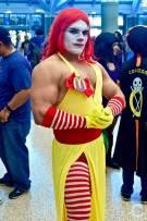 WonderCon Cosplay Saturday 2016 185 Ronald McDonald Crossplay