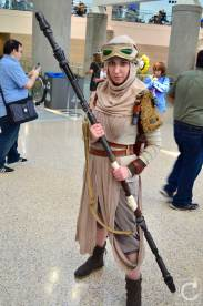 WonderCon Cosplay Saturday 2016 188 Star Wars the Force Awakens Rey