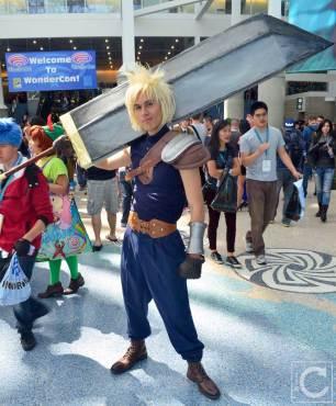 WonderCon Cosplay Saturday 2016 19 Cloud Strife FF7