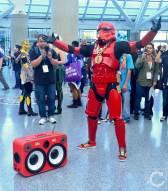 WonderCon Cosplay Saturday 2016 194 Red Hip Hop Trooper