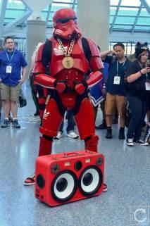 WonderCon Cosplay Saturday 2016 196 Red Hip Hop Trooper