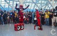 WonderCon Cosplay Saturday 2016 203 Red Hip Hop Trooper Lady Deadpool