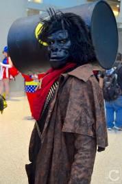 WonderCon Cosplay Saturday 2016 216 Donkey Kong Apocalypse Survivor