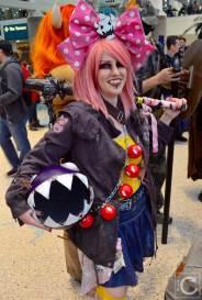 WonderCon Cosplay Saturday 2016 217 Princess Peach Apocalpyse Super Mario