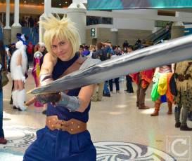 WonderCon Cosplay Saturday 2016 22 Cloud Strife Buster Sword