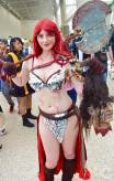 WonderCon Cosplay Saturday 2016 26 Red Sonja