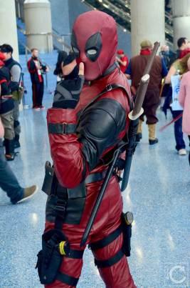 WonderCon Cosplay Saturday 2016 38 Deadpool