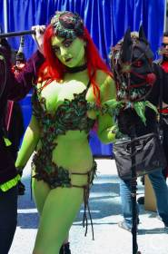 WonderCon Cosplay Saturday 2016 45 Poison Ivy