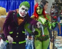 WonderCon Cosplay Saturday 2016 47 Joker and Poison Ivy