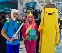WonderCon Cosplay Saturday 2016 48 Adventure Time Finn