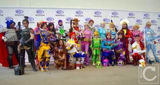 WonderCon Cosplay Saturday 2016 53 Mickey's Mandos Boba Fett