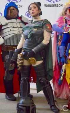WonderCon Cosplay Saturday 2016 54 Boba Fett Mulan Rian Synnth