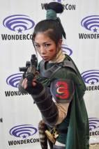 WonderCon Cosplay Saturday 2016 56 Boba Fett Mulan Rian Synnth