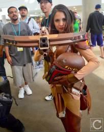WonderCon Cosplay Saturday 2016 57 Boba Fett Pocahontas Hendo
