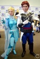 WonderCon Cosplay Saturday 2016 61 Boba Fett Frozen Elsa Hans