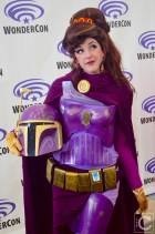 WonderCon Cosplay Saturday 2016 67 Boba Fett Megara Hercules