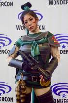 WonderCon Cosplay Saturday 2016 68 Boba Fett Rian Synnth Mulan