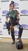 WonderCon Cosplay Saturday 2016 69 Mulan Boba Fett Rian Synnth