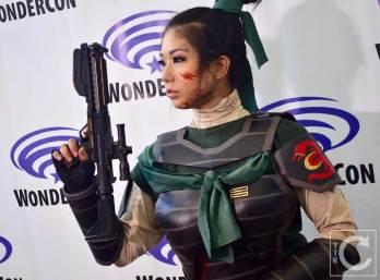 WonderCon Cosplay Saturday 2016 70 Boba Fett Mulan